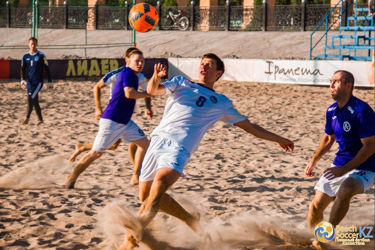 В Павлодаре стартовал второй сезон Евразийской лиги