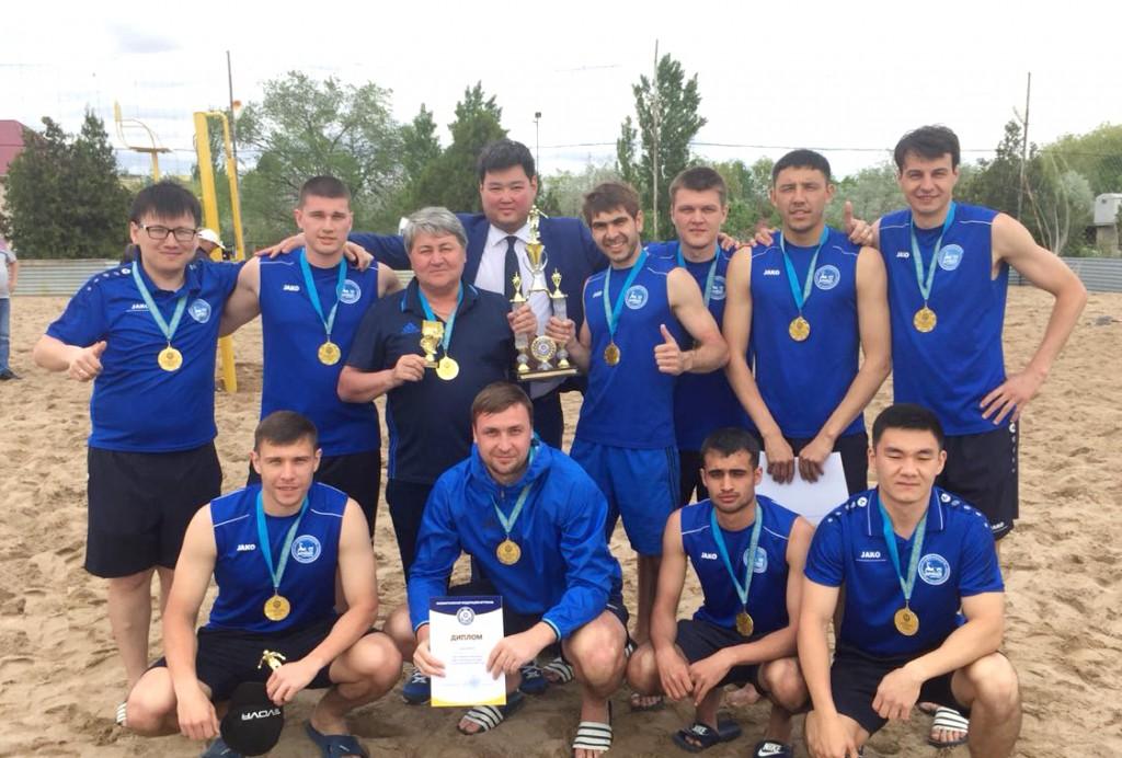 «Арман» – обладатель Кубка Казахстана